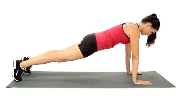 Plank là gì ? Bài tập Plank giảm mỡ cho nam và nữ
