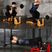 Bài tập với ghế tập Gym đa năng Grand Squat