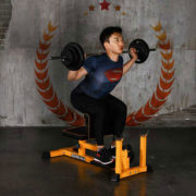 Ghế tập Gym Grand Squat
