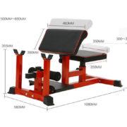 Kích thước máy tập Gym Grand Squat