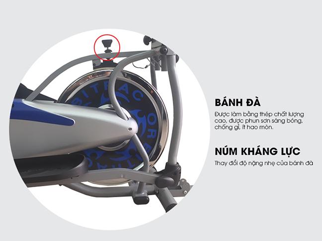 Bánh đà xe đạp tập K2085