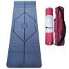 Thảm yoga Eco Friendly định tuyến