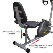 Xe đạp phục hồi chức năng YD-656