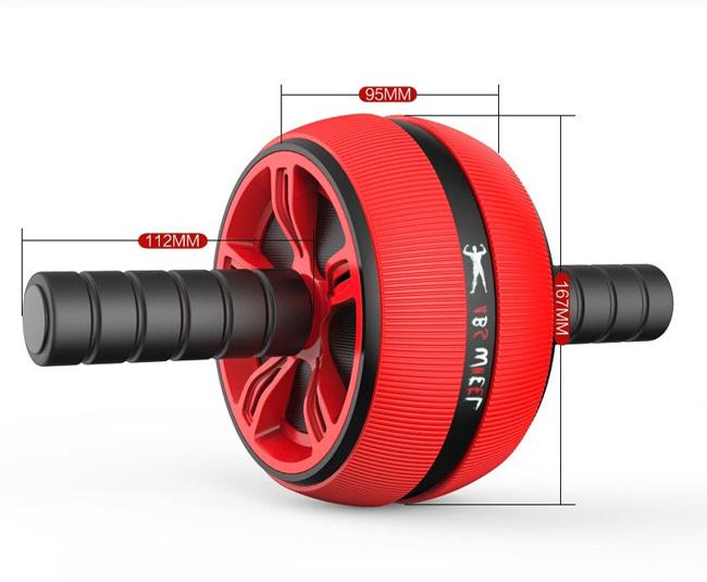 Kích thước con lăn tập bụng AB Wheel New