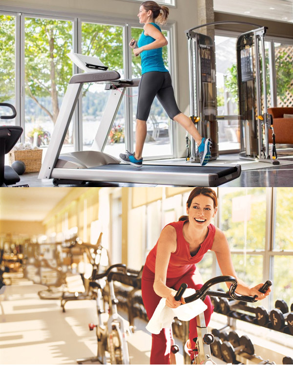 Bài tập Cardio giảm cân cho nữ