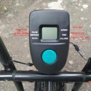 Đồng hồ xe đạp tập VK-01N