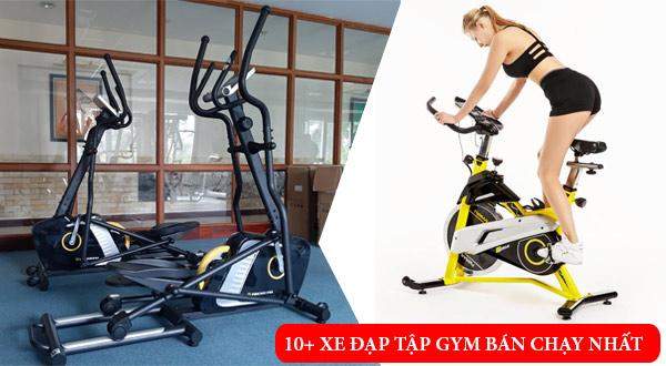 Xe đạp tập Gym tại nhà bán chạy nhất