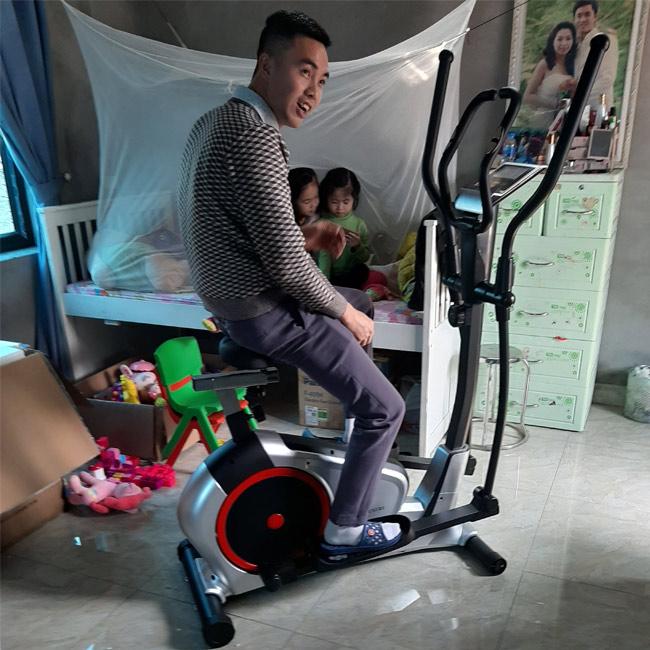 Xe đạp tập toàn thân Fuji Luxury MK-113