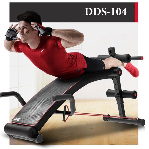 Ghế cong tập bụng DDS-104