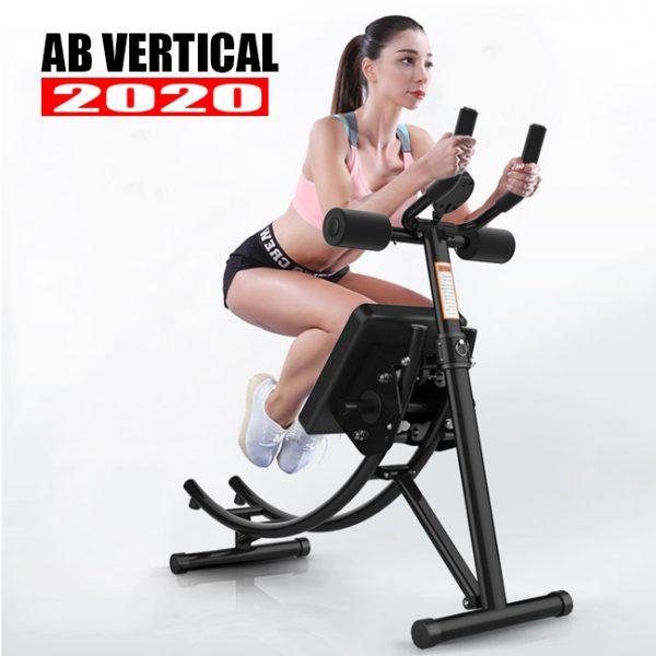 Máy tập cơ bụng AB Vertical 2020