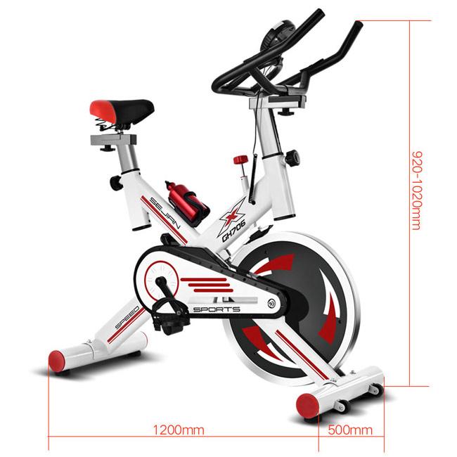 Kích thước xe đạp GH-06