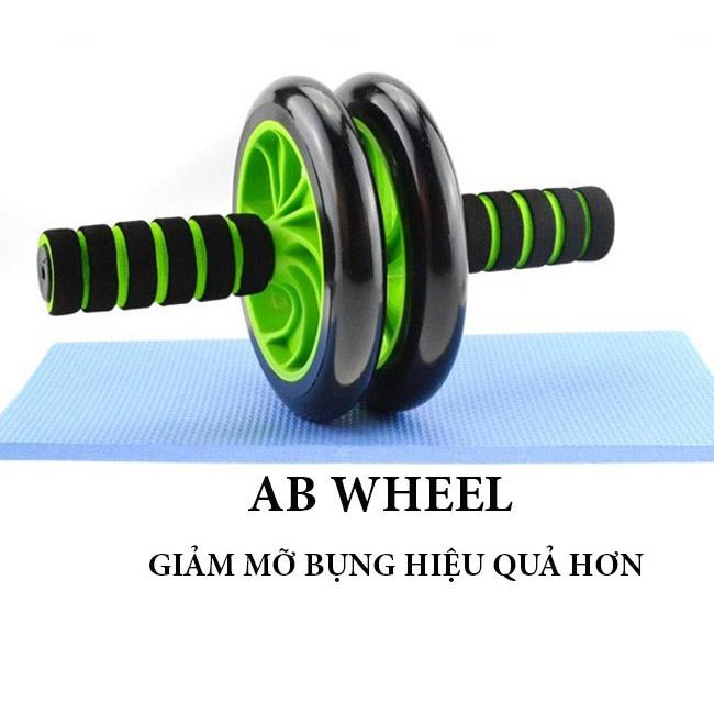 Con lăn tập cơ bụng AB Wheel