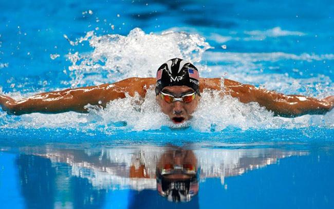 Bơi lội là bài tập tim mạch mạnh mẽ mang lại nhiều lợi ích
