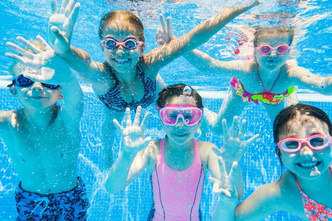 11 Lợi ích của bơi lội