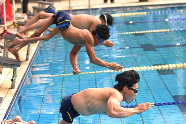 Bơi lội cho người khuyết tật