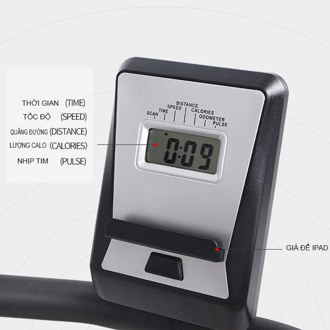 Đồng hồ hiển thị xe đạp tập R3