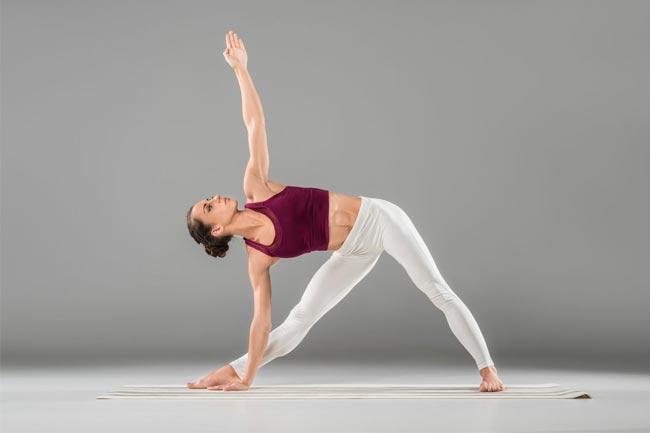 Bài tập Yoga cho cổ vai gáy