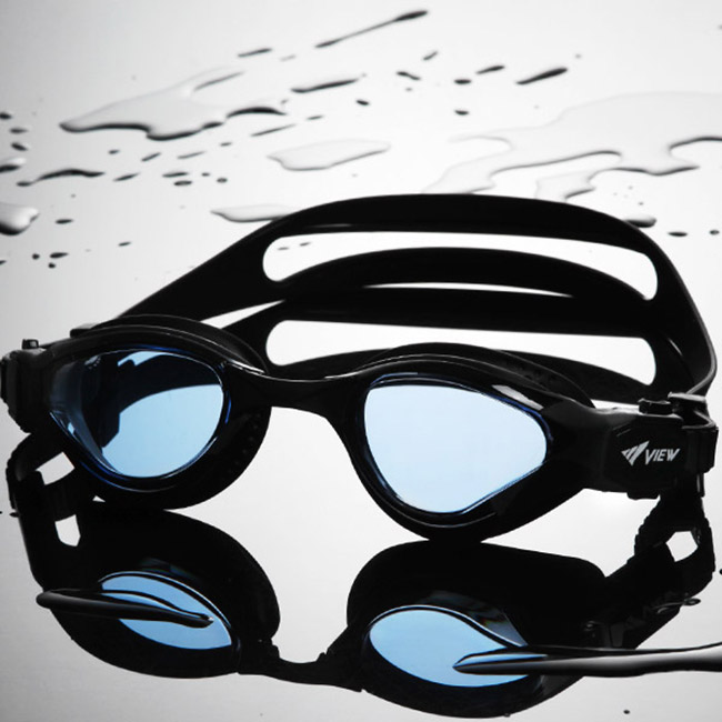 Kính bơi View V2000 màu đen