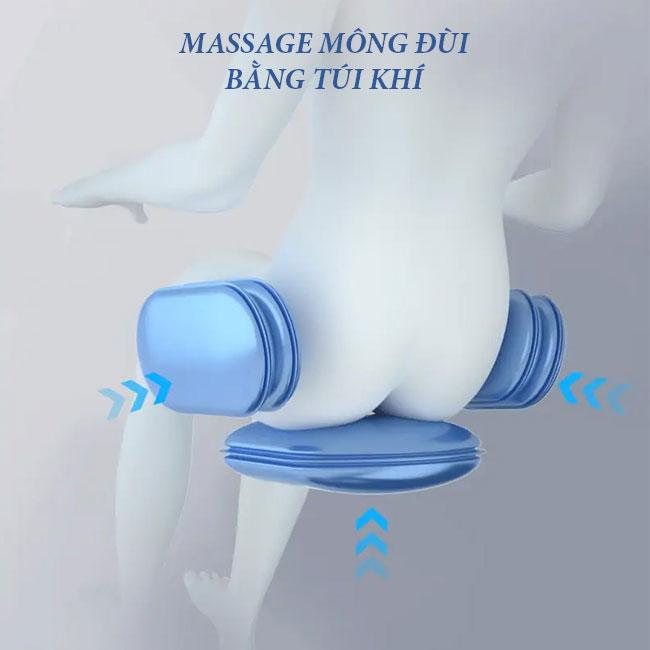 Chức năng massage ghế Oreni OR-150