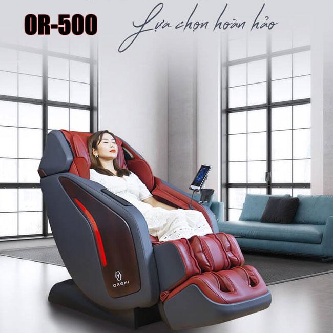 Ghế massage toàn thân OR-500