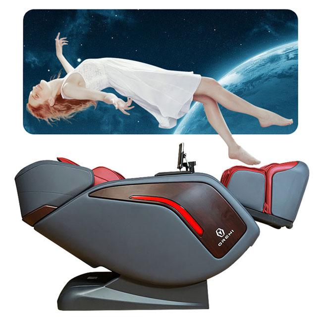Nghiêng không trọng lực ghế massage OR-500