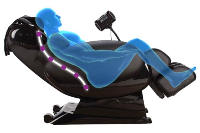 Ghế massage S-track