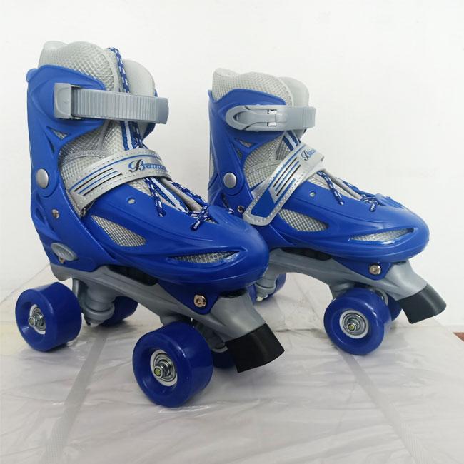 Giày trượt patin Bamwei xanh